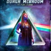 Durga McBroom of Pink Floyd